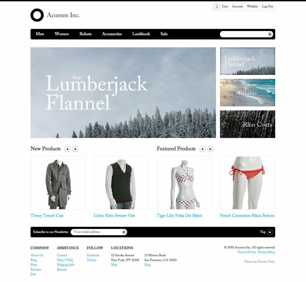 Magento 2 theme: Top the best selling themes on Themeforest March 2021