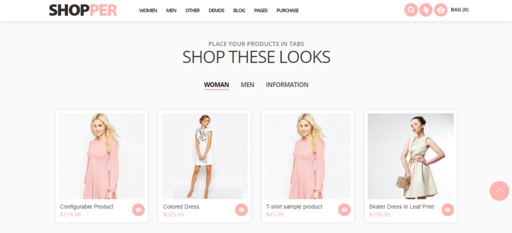 Shopper -Responsive & Retina Ready