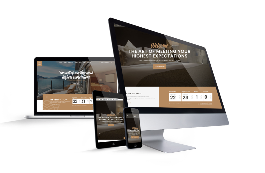 Solaz Free WordPress theme