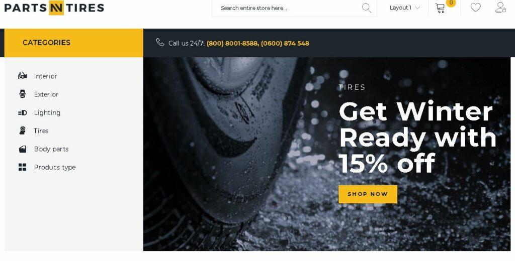 Parts'n'Tires