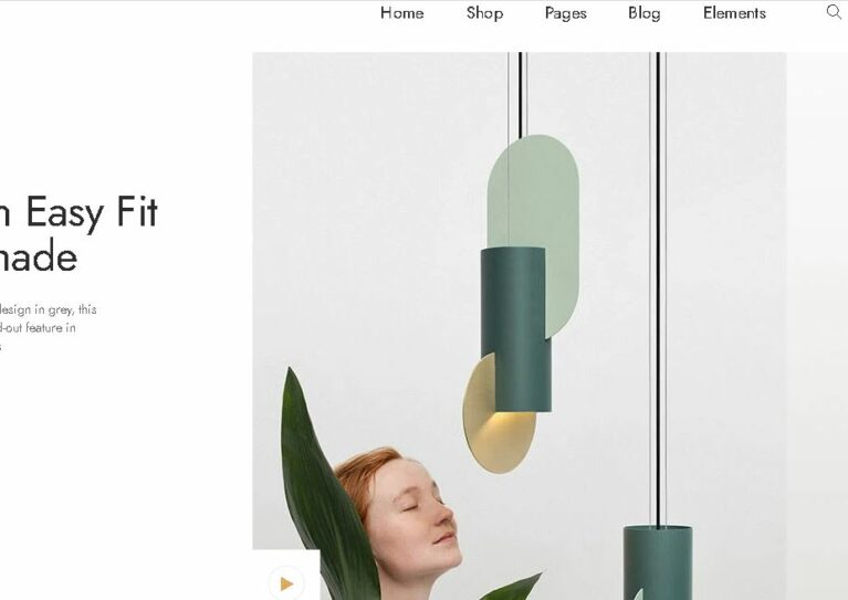 Interior design woocommerce themes