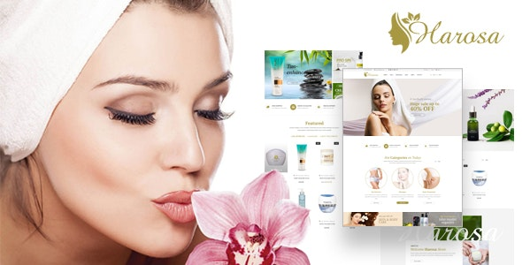 Beauty magento theme