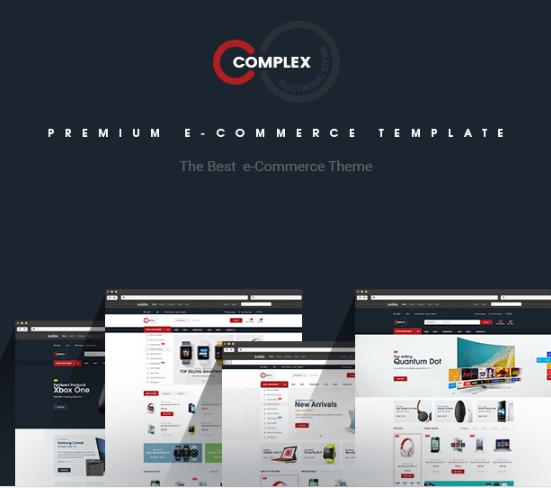 Premium Ecommerce Magento 2 Theme
