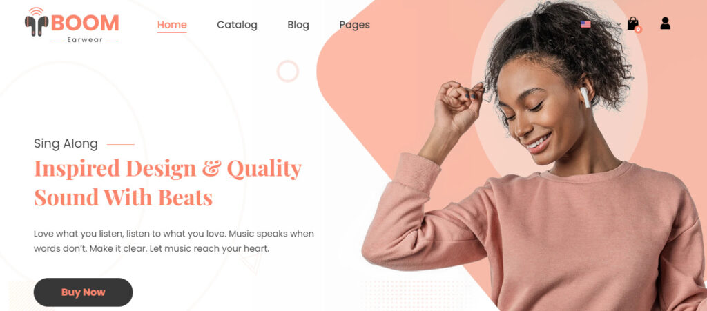 Single product shopify theme