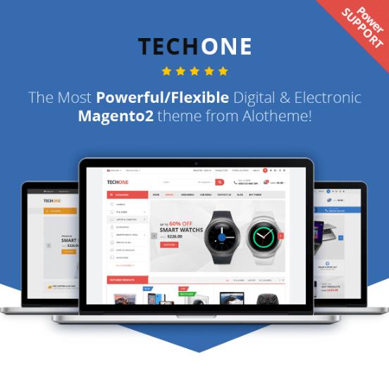 Magento 2 ecommerce theme