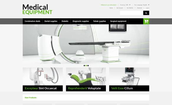 medical Magento 2 theme