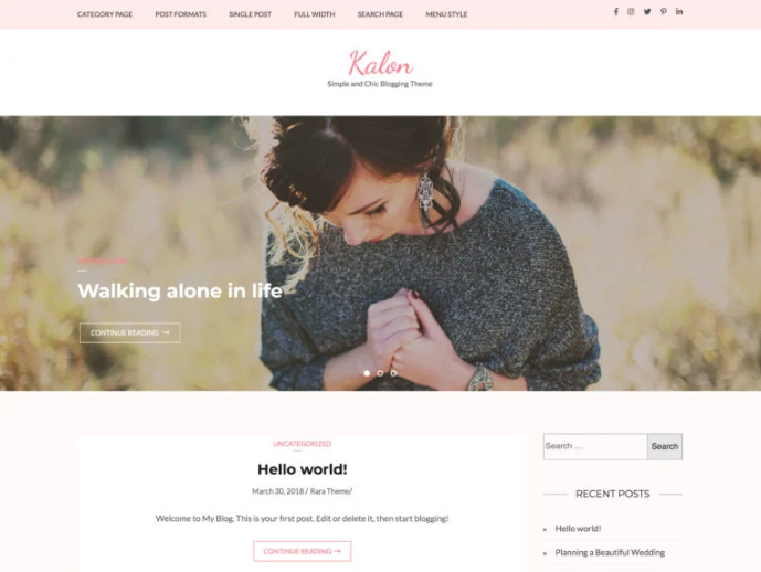 In this article, we've put the best free wedding WordPress theme available on the web together.