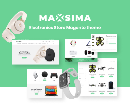 Computer Store Magento Theme