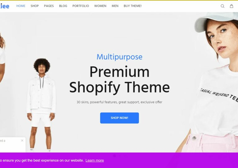 multipurpose Shopify themes