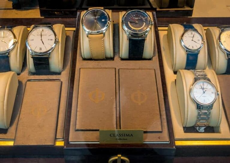Watches magento theme