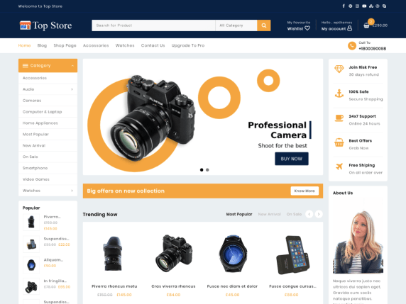 Top Store eCommerce