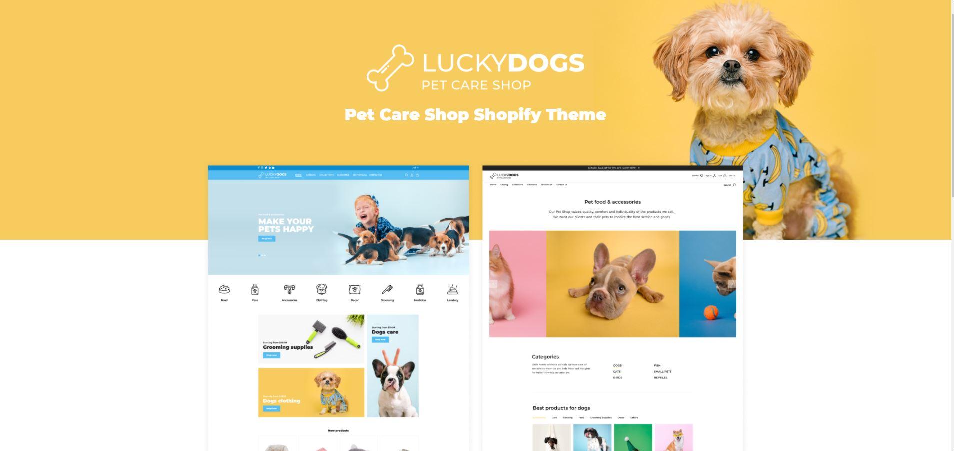 LuckyDogs