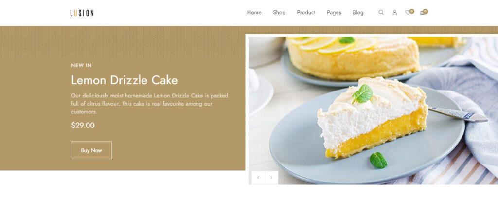 cake selling