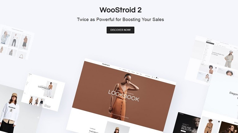 Woocommerce theme best selling