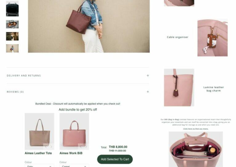 Shopify bundle app