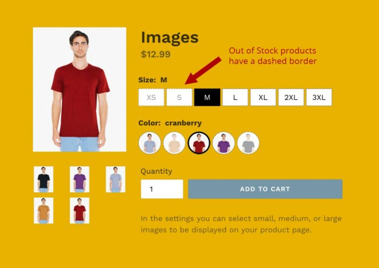 Shopify product options app