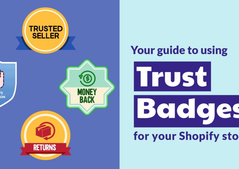 Shopify trust badge app