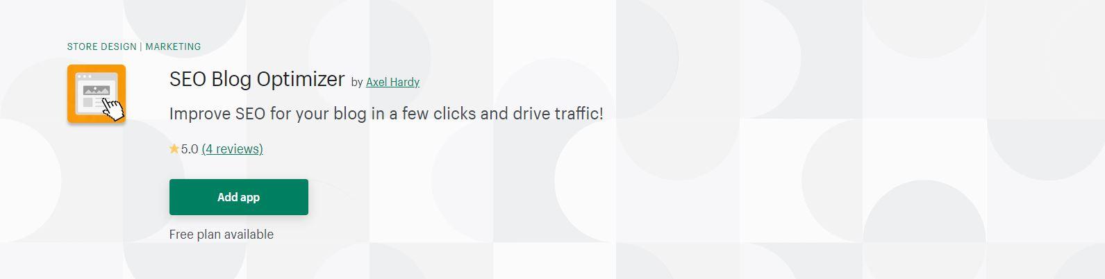 SEO Blog Optimizer