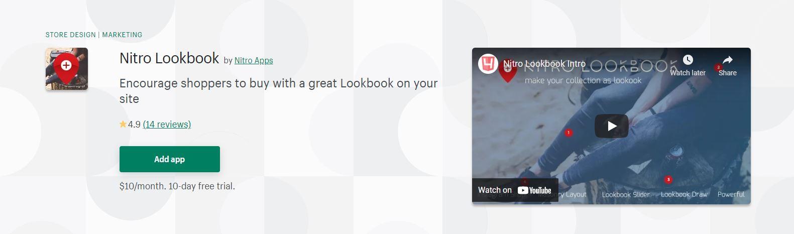 Nitro Lookbook