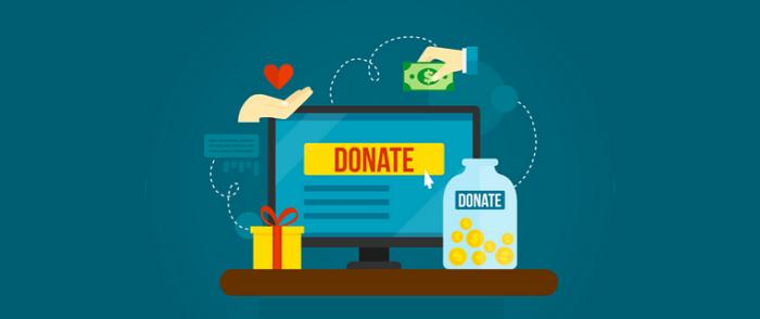 Shopify donation app