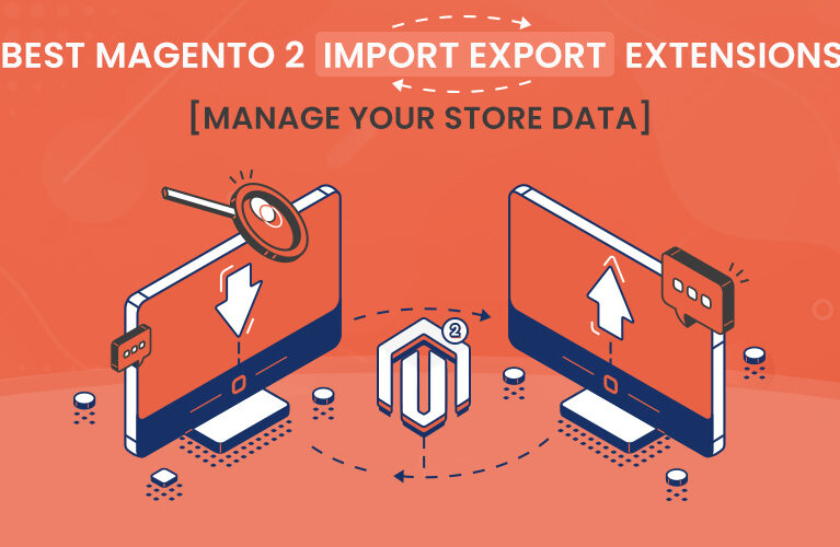 Magento order import export extension