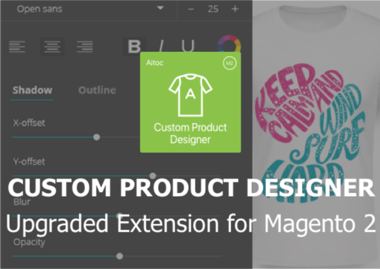 best Magento product designer extensions