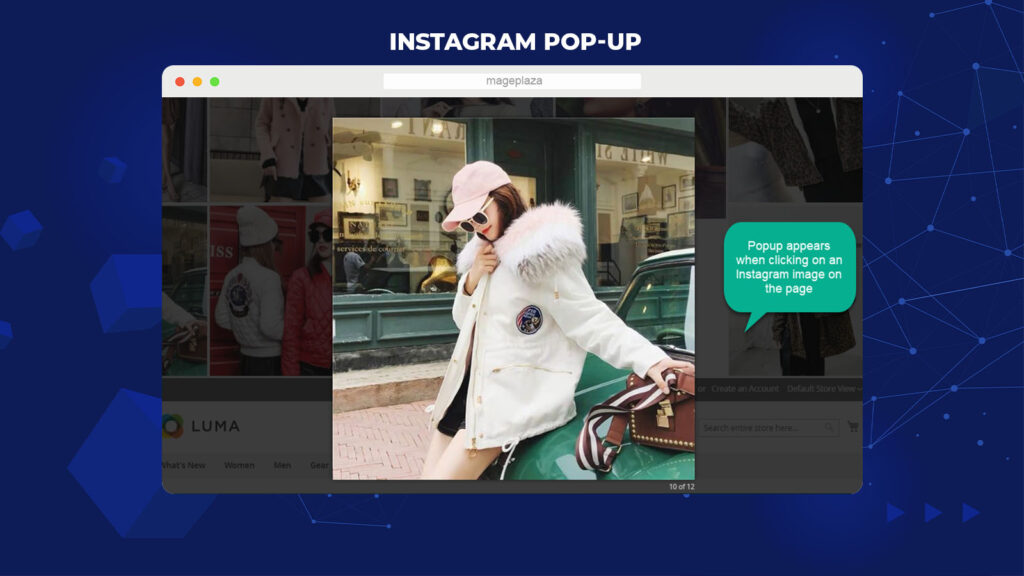 Magento Instagram extension