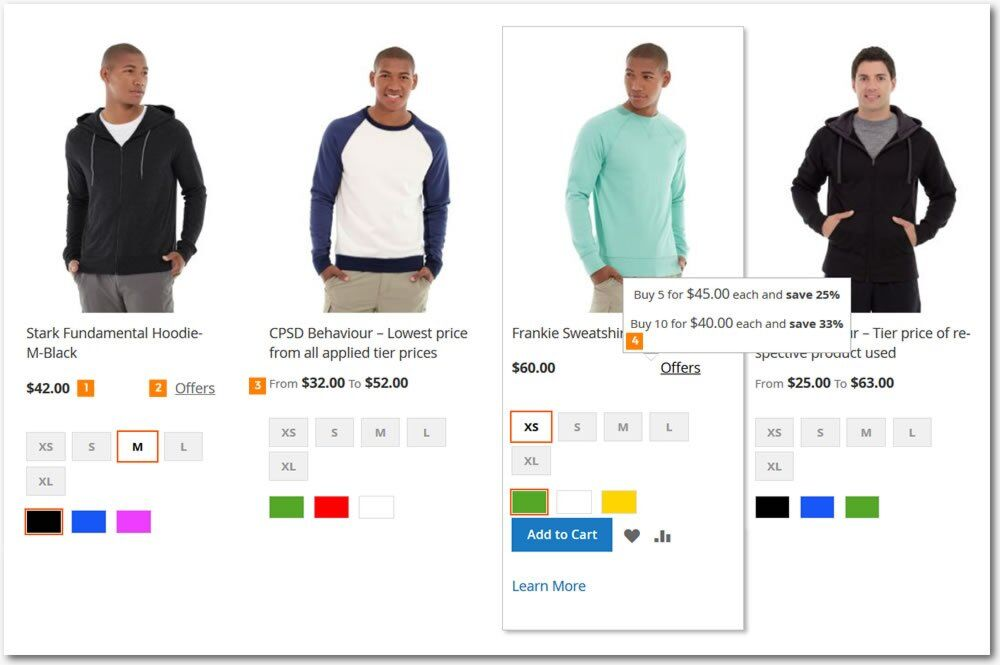 Configurable products use simple details by Best4Image