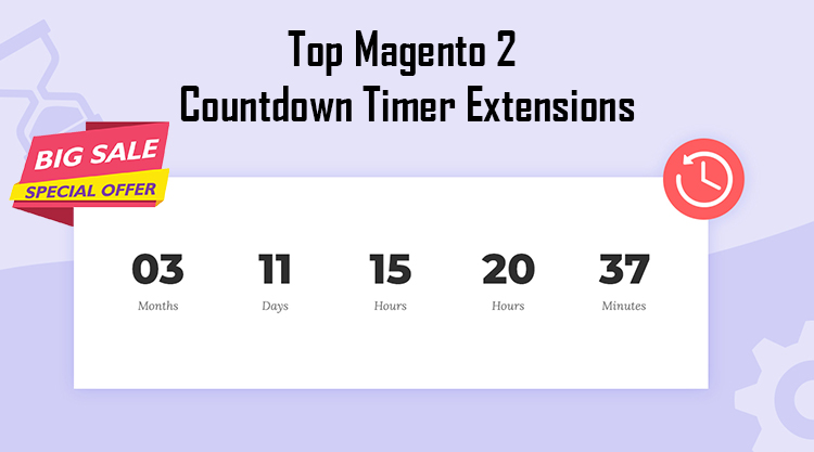 magento countdown timer extension