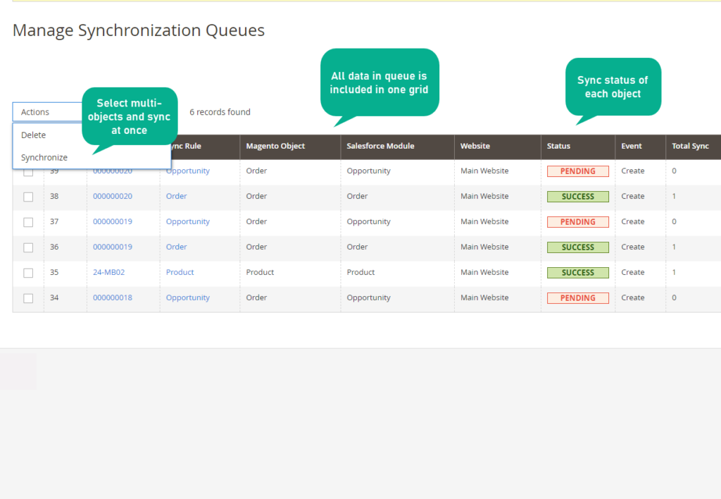 Salesforce CRM Integration by Mageplaza