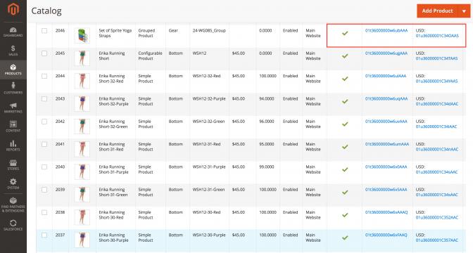 Salesforce Sales Cloud CRM Integration by PowerSync