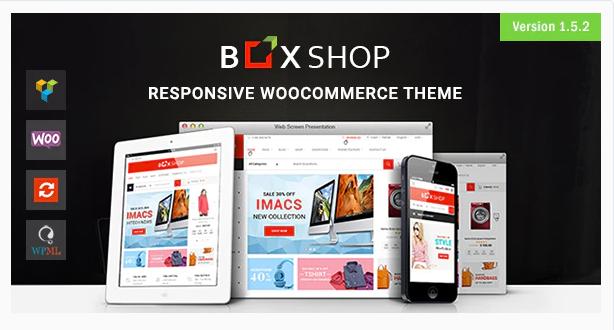 perfect WordPress ecommerce theme