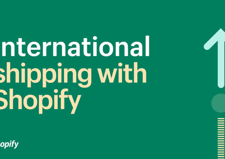 How to set up Shopify international shipping