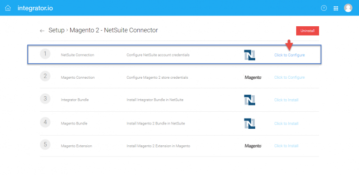 Celigo NetSuite Connector