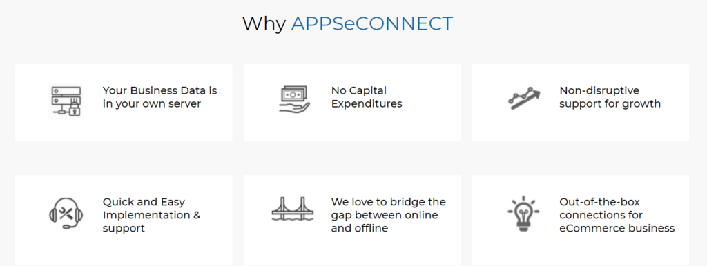 ERP Integration by APPSeCONNECT