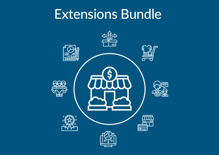 Magento bundle extension