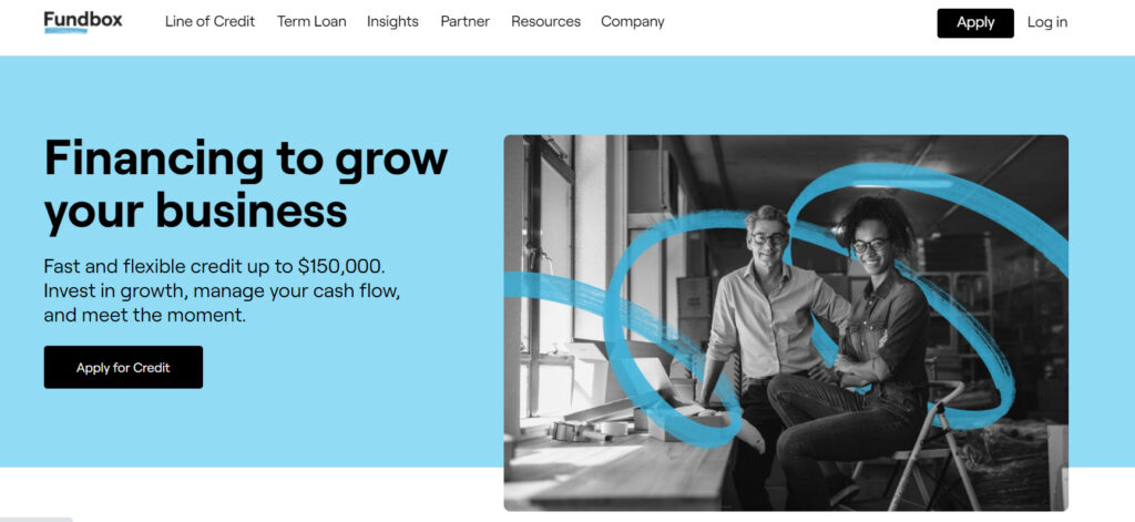 Fundbox Pay - B2b payment solutions