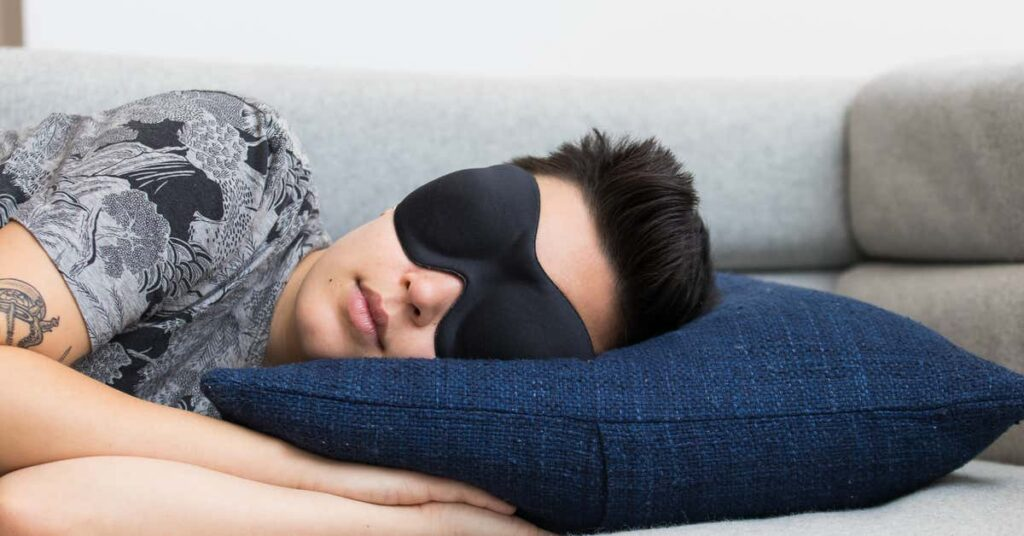 Products to dropship - Sleep mask