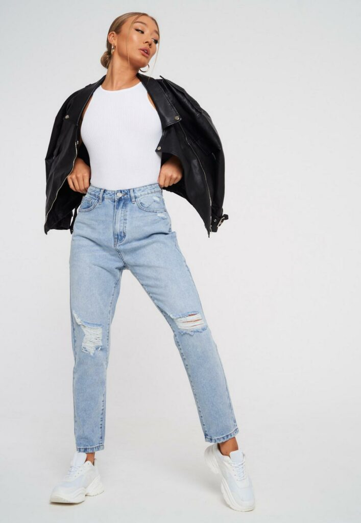 Products to dropship - mom jeans