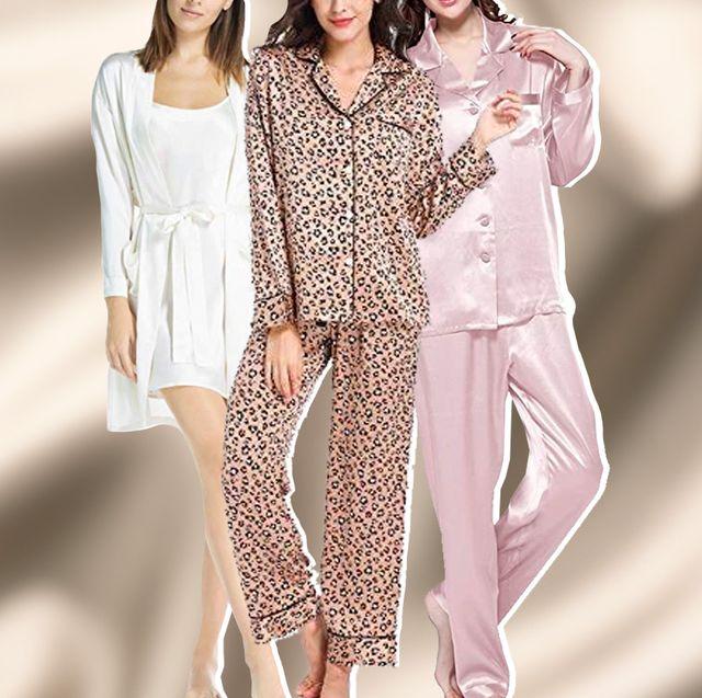 Products to dropship - Silk pajamas