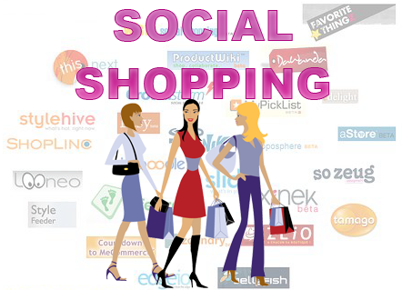 How to find products to dropship through social shopping sites-