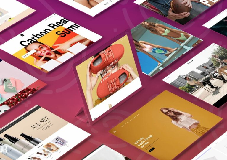 Top 50 best Shopify stores to inspire the ecommerce businesses