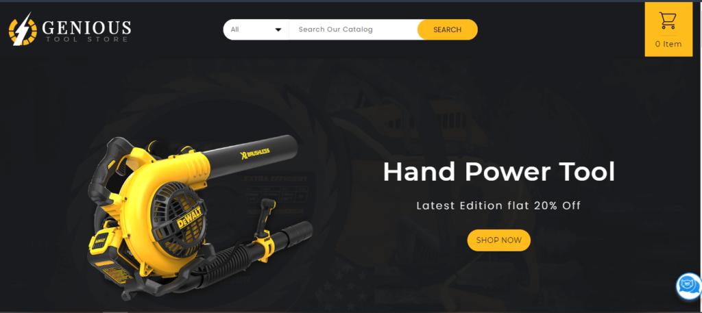 tool theme