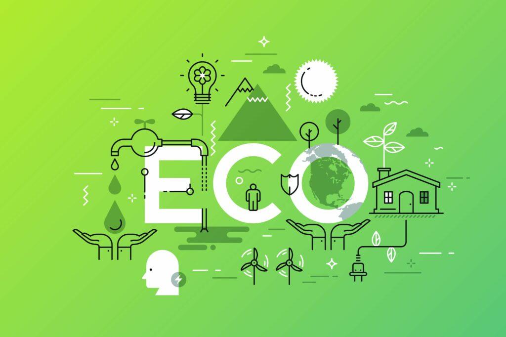 Niche market for eco-friendly business