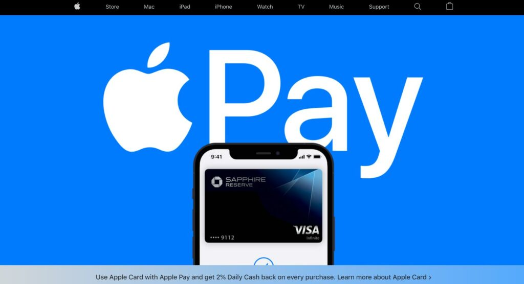 Apple Pay - Online payment solutions