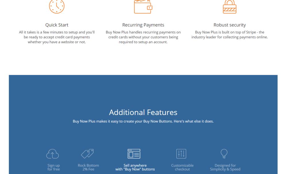 Buy Now Plus - open source eCommerce