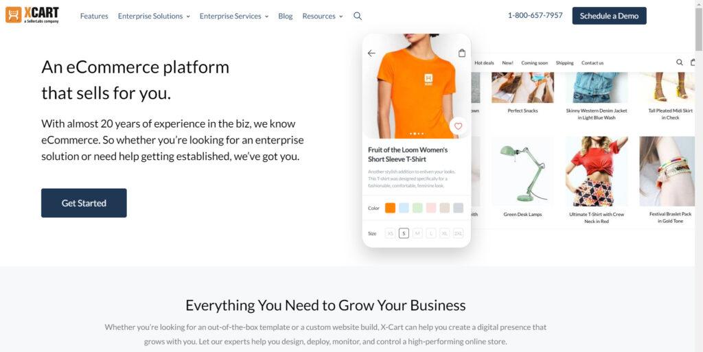 X-Cart - open source eCommerce