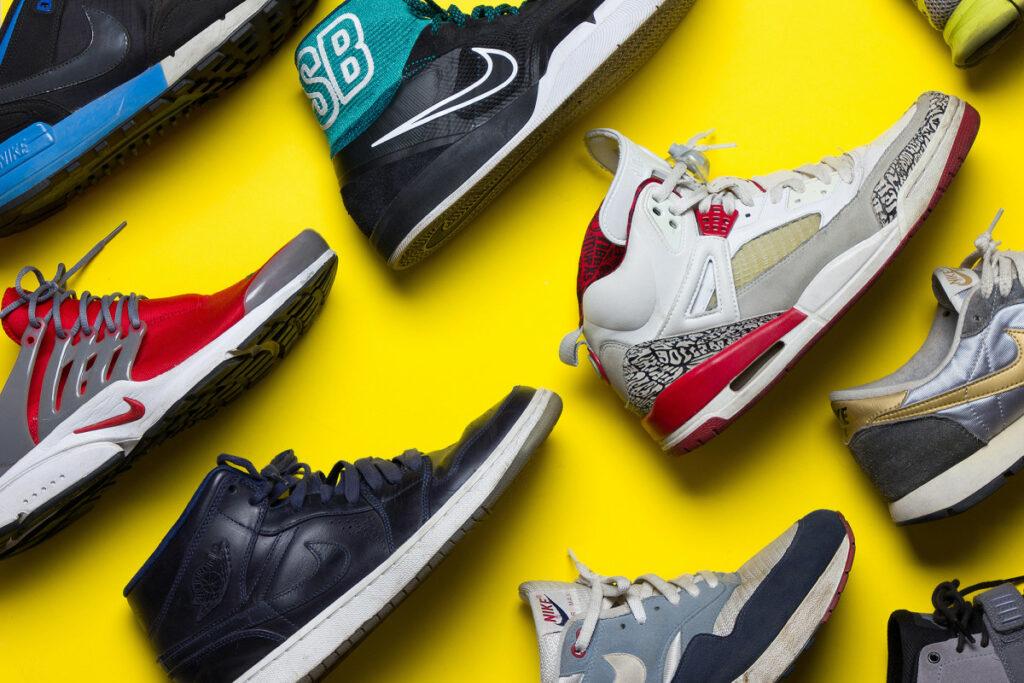 Sneaker business
