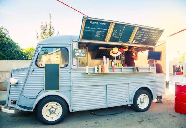 Food truck - start up business ideas