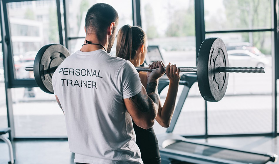 Personal Trainer - start up business ideas